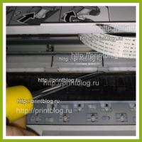 Зажевывает бумагу в принтере canon mp230 90
