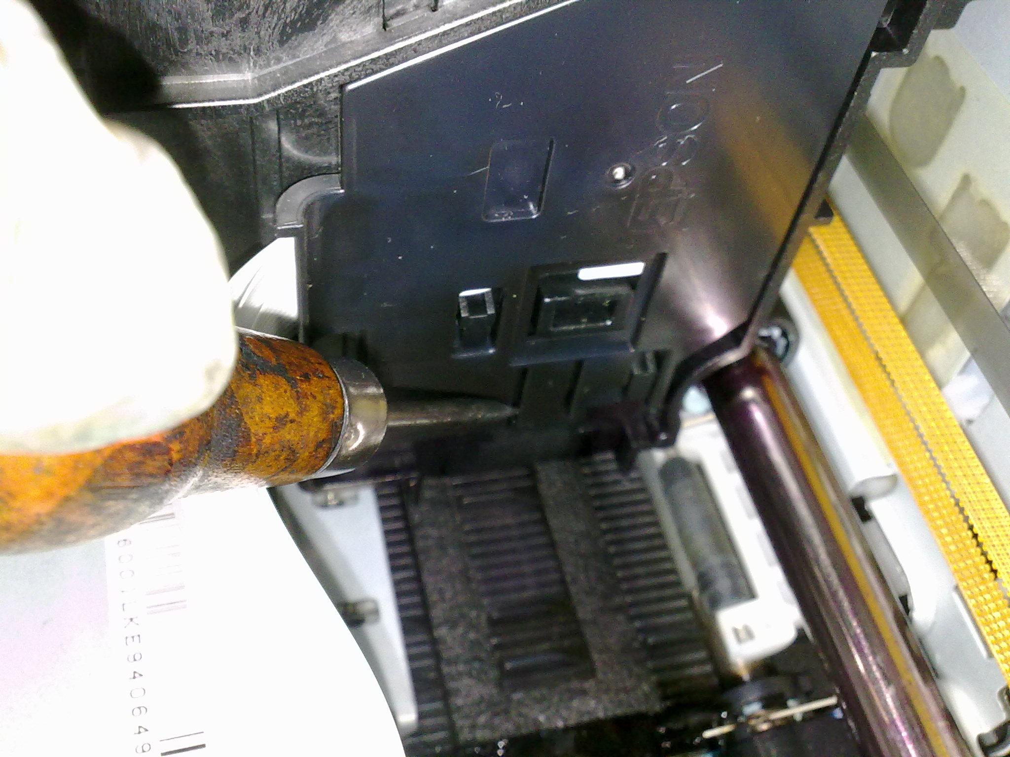 Печатающая головка Epson