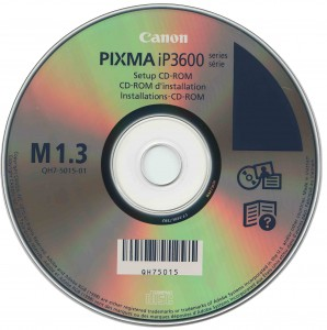 Драйвер Canon IP3600