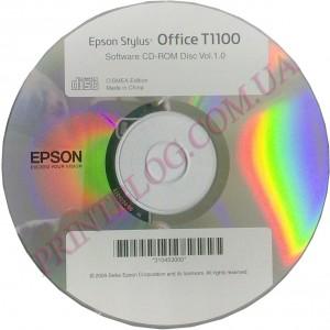 Установочный диск EPSON Stylus Office T1100