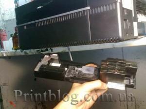 Как сделать слив для Epson Stylus Photo PX720WD, PX820FWD, TX700W, TX710W, TX800FW на примере PX720WD.