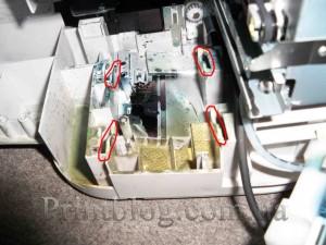 Canon ошибка E22