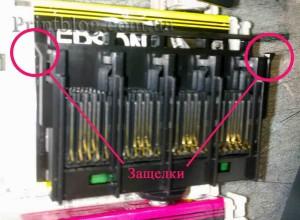 Как снять печатающую головку с Epson SX420,SX425,SX430_12