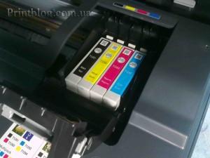 Как снять печатающую головку с Epson SX420,SX425,SX430_2