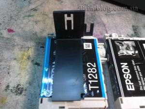 Как снять печатающую головку с Epson SX420,SX425,SX430_5