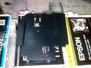 Как снять печатающую головку с Epson SX420,SX425,SX430_7