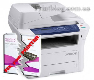 Прошивка Xerox WorkCentre 3220DN v95/v98
