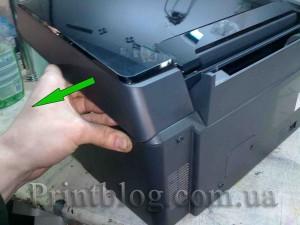 Инструкция по разборке Epson CX4300
