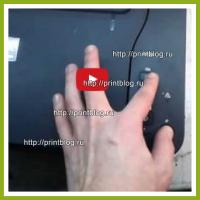 Сброс счетчика памперса у Canon MP280, IP4940 и др   Ошибка P07
