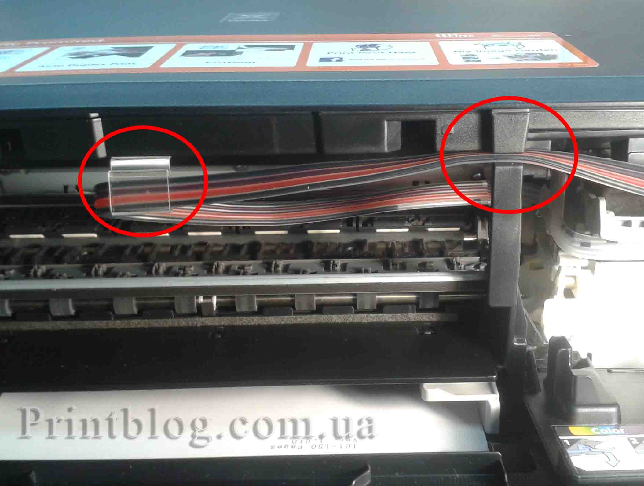 Установка СНПЧ на принтеры Canon PIXMA MX374, MX434, MG2140, MG3140, MG3240, MG4140, MG4240. Инструкция по установке.