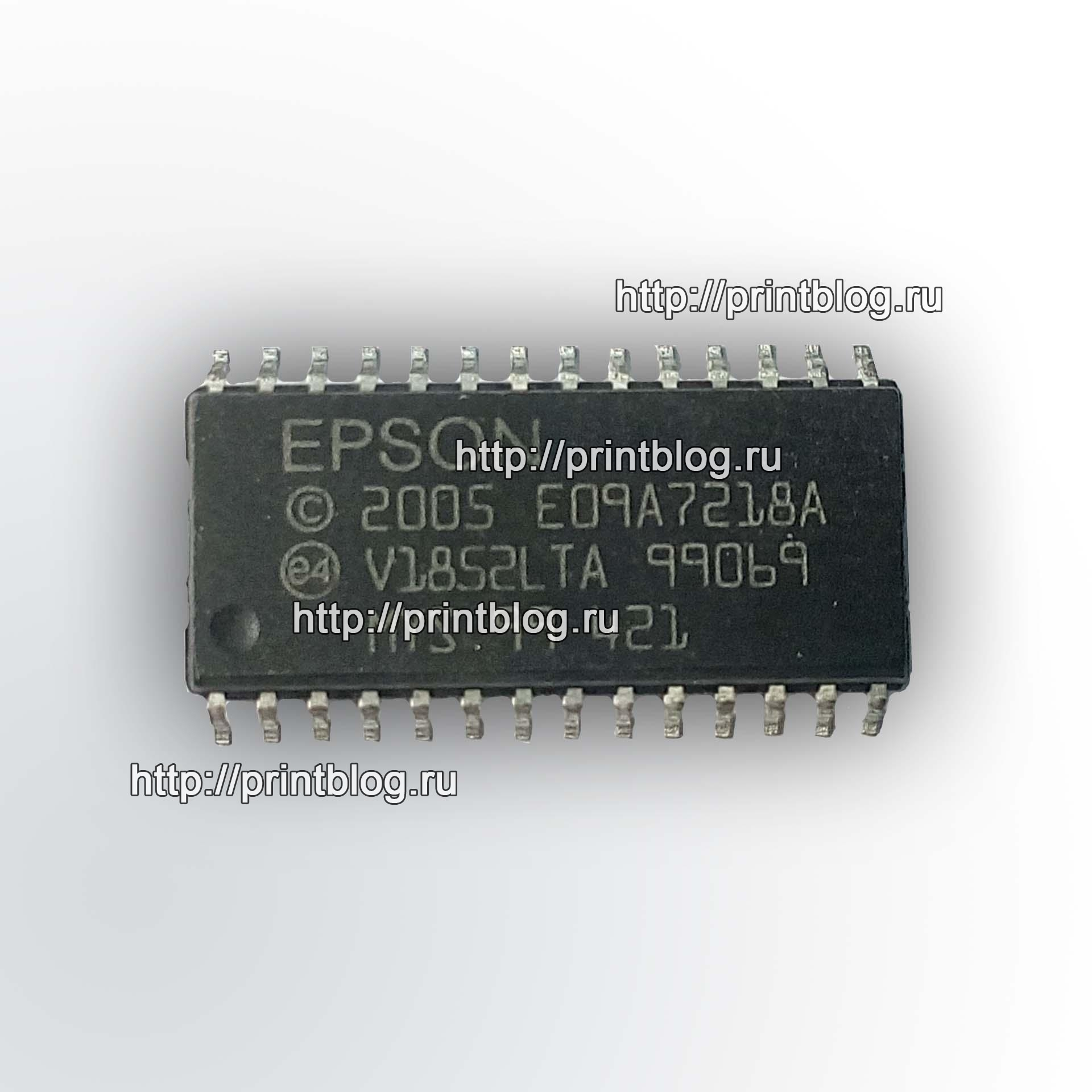 Скачать драйвер на принтер epson r290