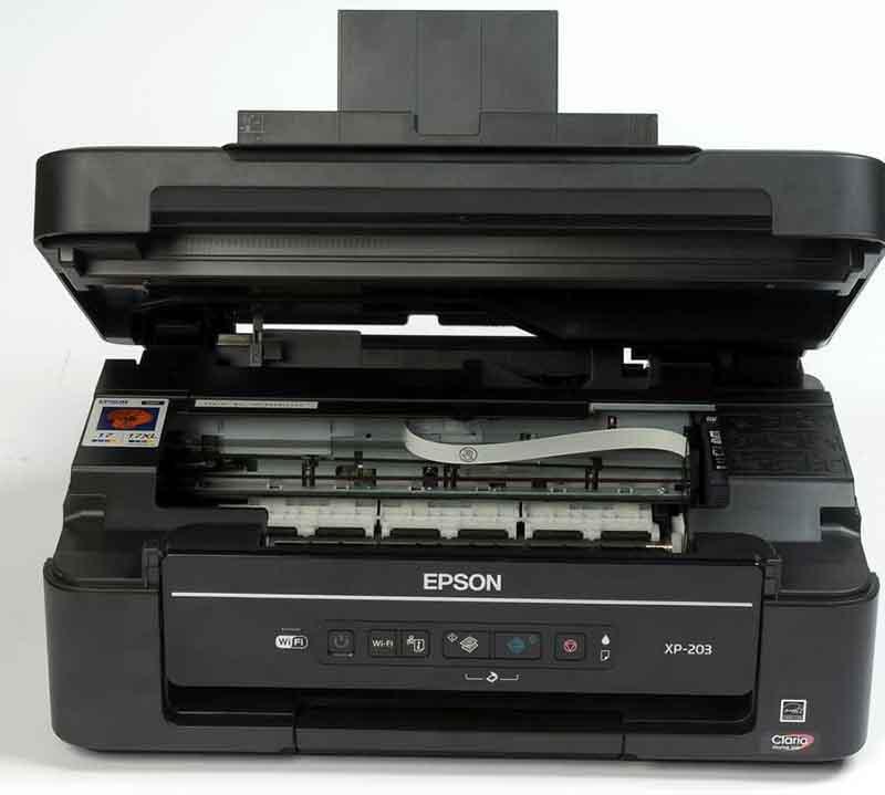 Инструкция по разборке принтера Epson
