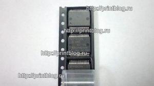Драйвер печатающей головки E09A6718A Epson RX690_