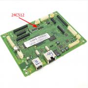 Микросхемы K9F1G08U0E и 24C512 для Samsung CLX-3305FW, C460FW прошитые фикс прошивкой