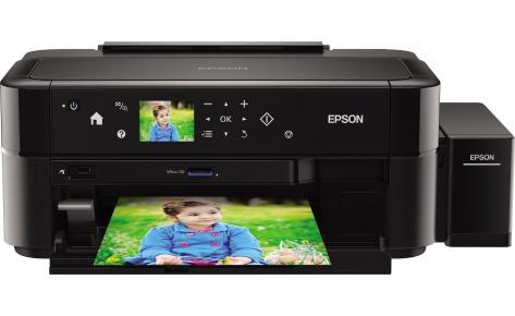 Скачать драйвер для принтера Epson L810