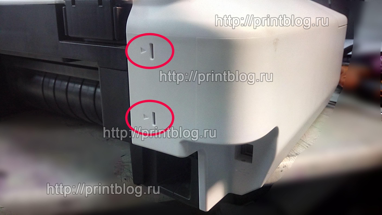 Canon PIXMA MG5540 сброс ошибки 5B00 (сброс счетчика памперса)_3