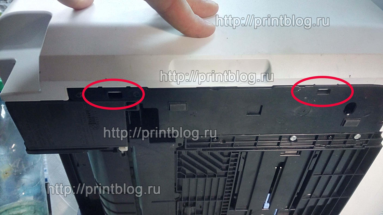 Canon PIXMA MG5540 сброс ошибки 5B00 (сброс счетчика памперса)_4