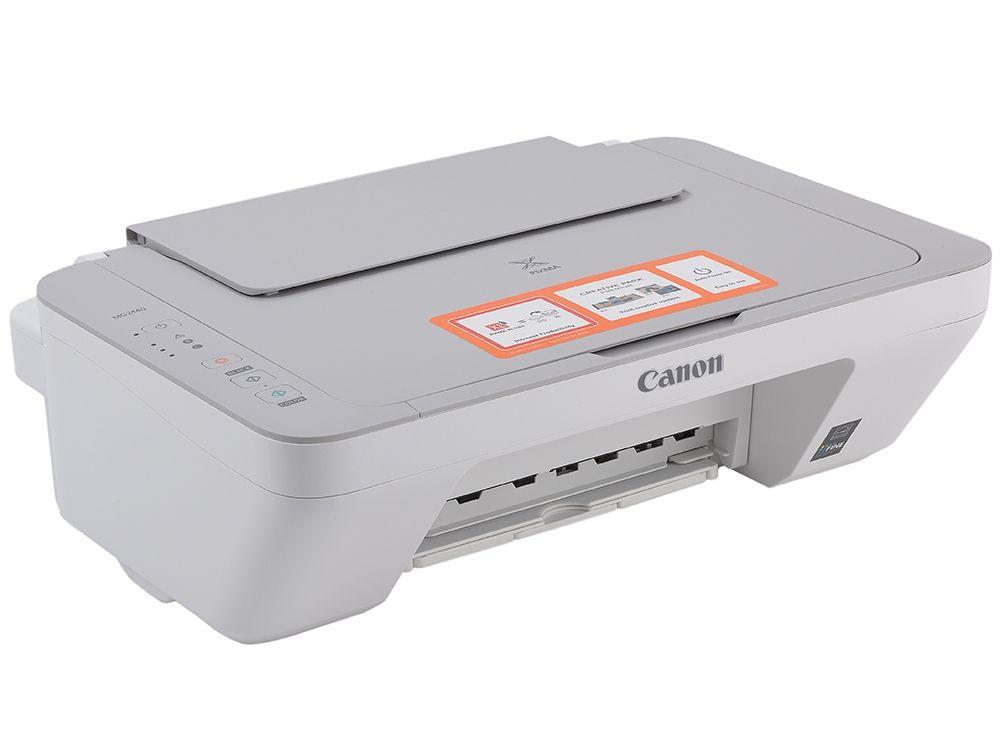 Скачать драйвер МФУ Canon Pixma MG2440