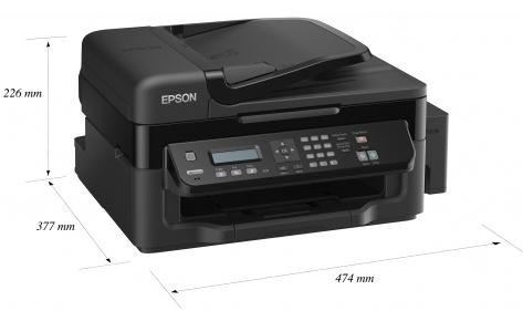 Скачать драйвер принтера Epson L550 + инструкция
