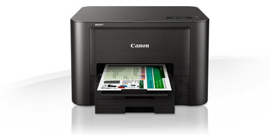 Скачать драйвер принтера Canon MAXIFY iB4040