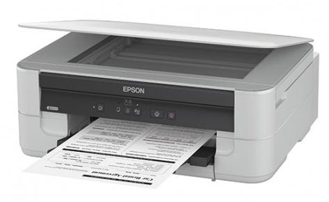 Скачать драйвер принтера Epson K201 + инструкция