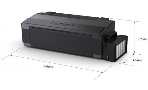 Скачать драйвер принтера Epson L1300 + инструкция
