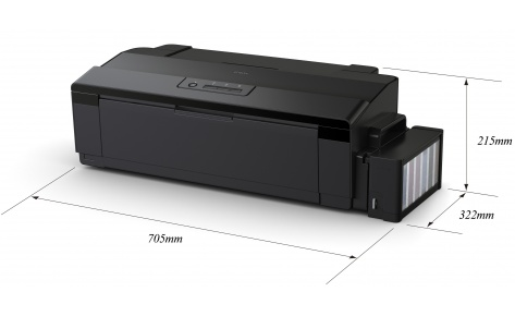 Скачать драйвер принтера Epson L1800 + инструкция