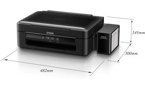 Скачать драйвер принтера Epson L362 + инструкция