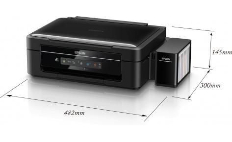 Скачать драйвер принтера Epson L366 + инструкция