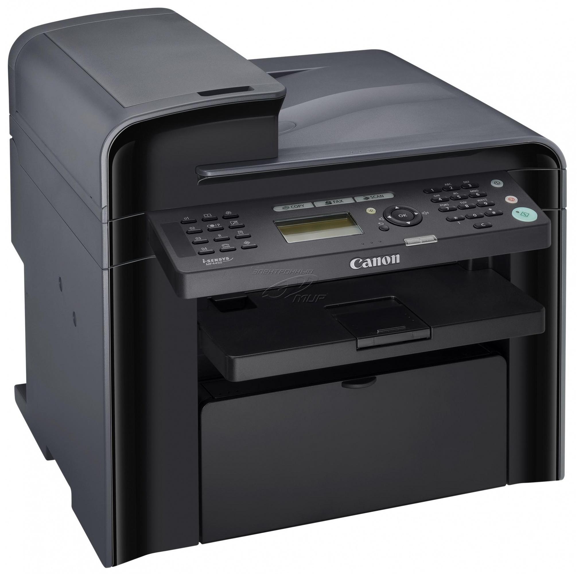 Скачать драйвер принтера Canon i-SENSYS MF4450/MF4430/MF4410