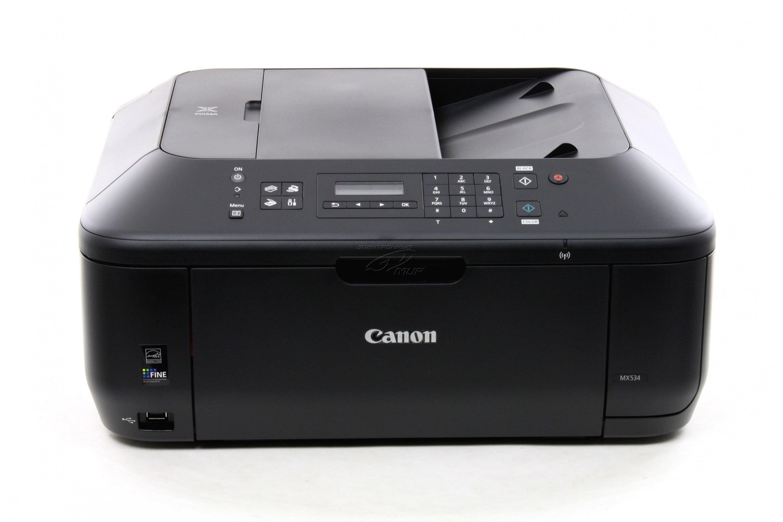Скачать драйвер МФУ Canon Pixma MX534