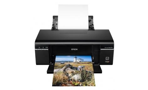 Скасать драйвер для принтера Epsonp50