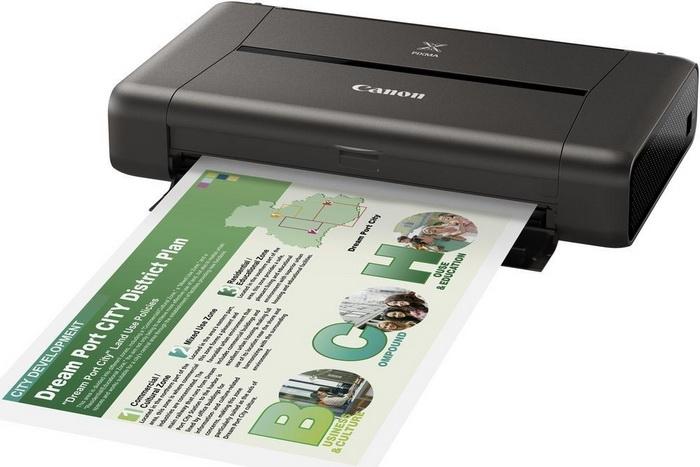 Скачать драйвер принтера Canon PIXMA iP110