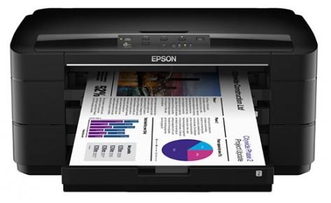 Скачать драйвер на принтер Epson wf-7015