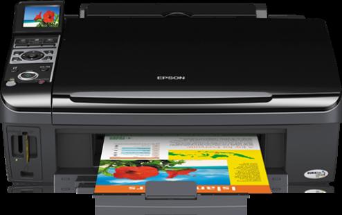 Скачать драйвер принтера Epson Stylus TX409 + инструкция