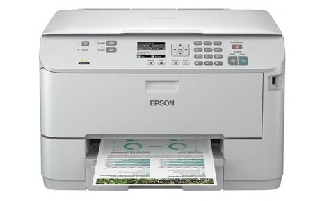 Скачать драйвер принтера Epson WorkForce Pro WP-4515DN