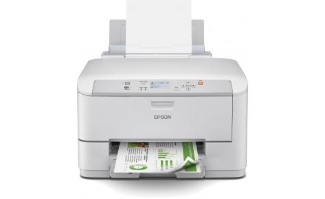 Скачать драйвер принтера Epson WorkForce Pro WF-5110DW + инструкция