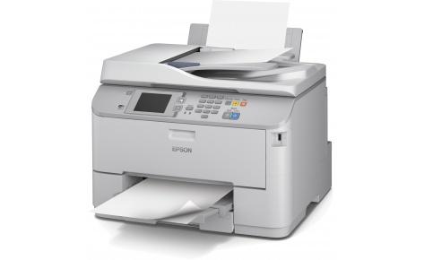Скачать драйвер принтера Epson WorkForce Pro WF-5620DWF + инструкция