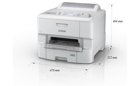 Скачать драйвер принтера Epson WorkForce Pro WF-6090DW + инструкция