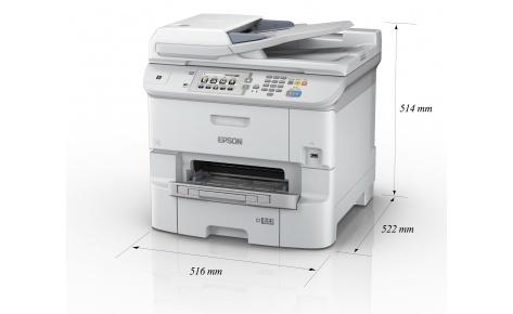 Драйвер принтера Epson WorkForce Pro WF-6590DWF + инструкция
