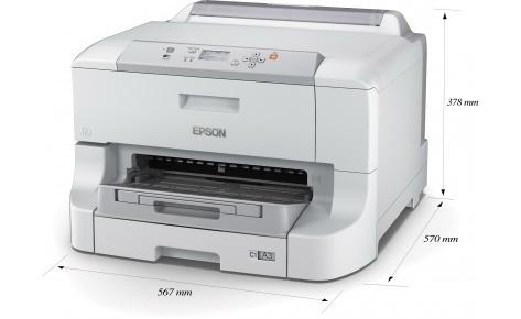 Скачать драйвер принтера Epson WorkForce Pro WF-8090DW