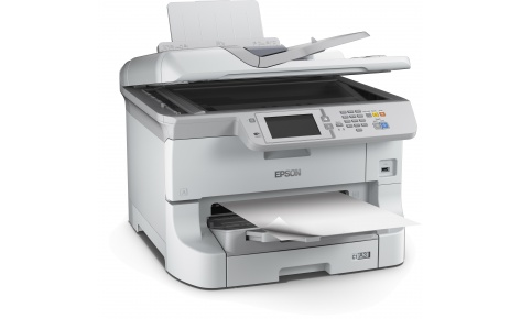 Скачать драйвер принтера Epson WorkForce Pro WF-8590DWF