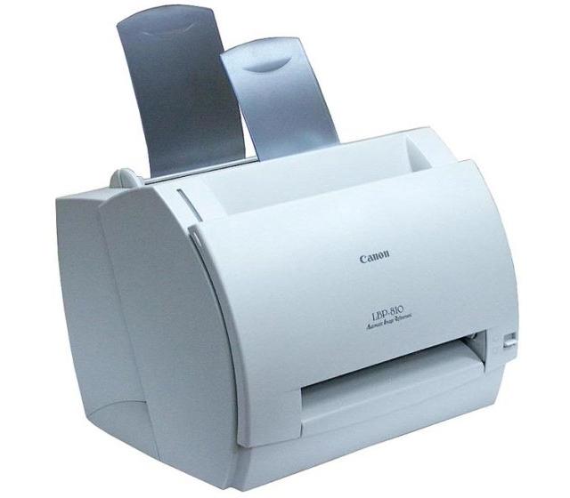 Скачать драйвер принтера Canon LBP810