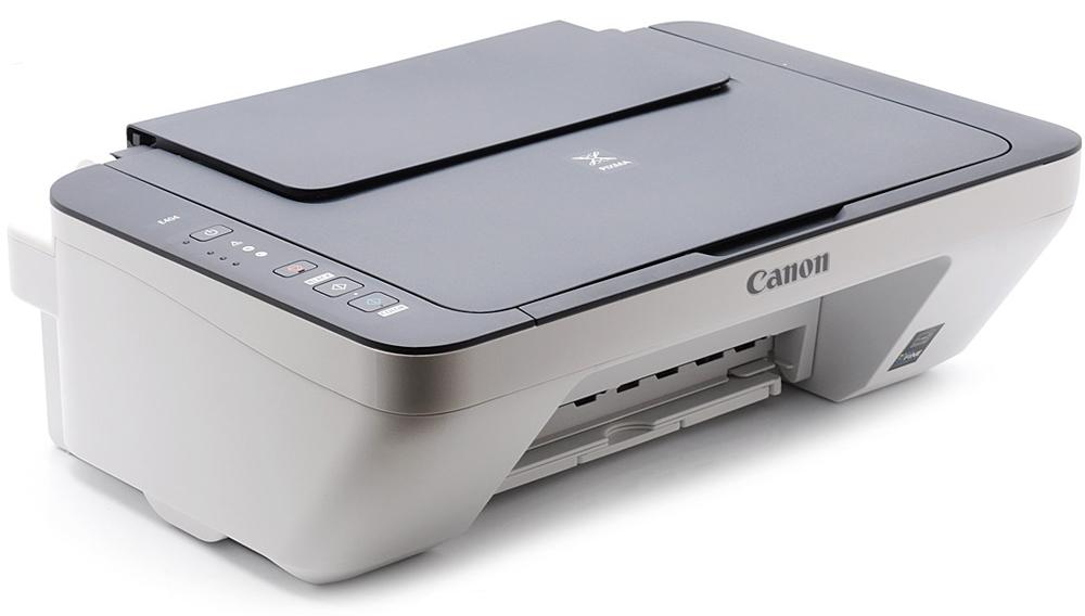 Скачать драйвер принтера Canon PIXMA E404