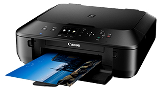 Скачать драйвер принтера Canon PIXMA MG5640