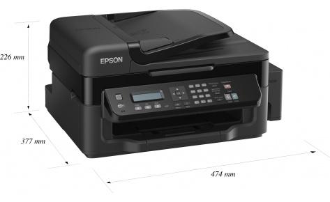 Скачать драйвр для Epson l555-5