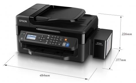 скачать драйвер для Epson l566-3