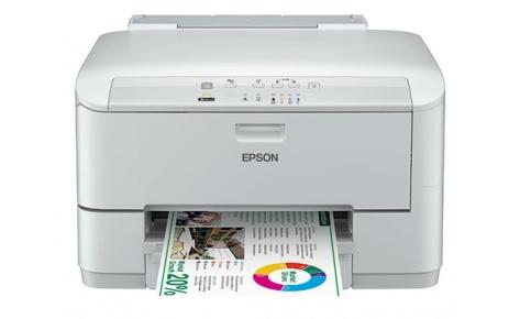 Скачать драйвер принтера Epson WorkForce Pro WP-4015DN + инструкция