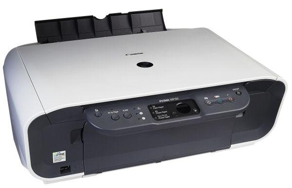 Скачать драйвер принтера Canon PIXMA MP150