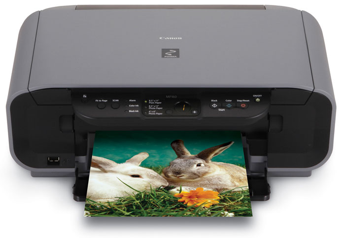 Скачать драйвер принтера Canon PIXMA MP160